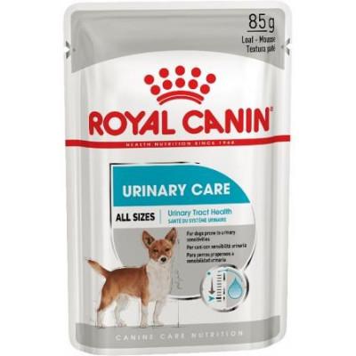 купити Royal Canin URINARY CAREвлажный корм для собак разных размеров с чувствительной мочевыделительной системой в Одеси