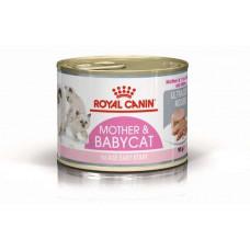Royal Canin Babycat Instinctive для кошенят до 4 місяців (паштет)
