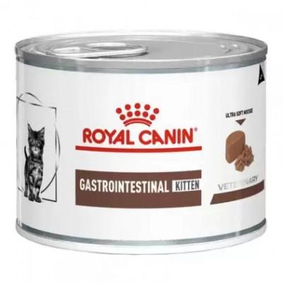купити Royal Canin Gastro Intestinal Kitten лікувальні консерви для кошенят при порушенні травлення в Одеси