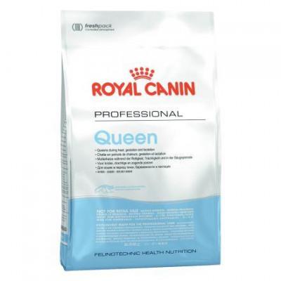 Royal Canin Queen 34 корм для кішок в період тічки, вагітності