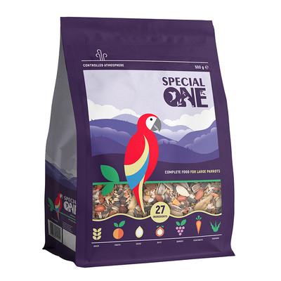 купити SPECIAL ONE Корм для великих папуг 500г в Одеси