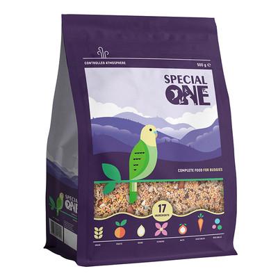 купити SPECIAL ONE Корм для хвилястих папуг 500г в Одеси