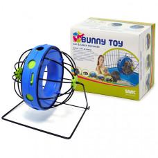 Savic Bunny Toy САВІК БАННІ ТОЙ годівниця для сіна і ласощів для гризунів, 20Х20Х20см