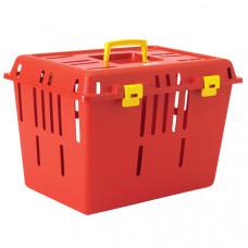 Savic ПЕТ КЭДДІ 1 (Pet Caddy 1) переноска для собак и котів, 47х33х32 см