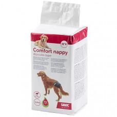 Savic Comfort Nappy САВІК КОМФОРТ Наппі памперси для собак, 12шт