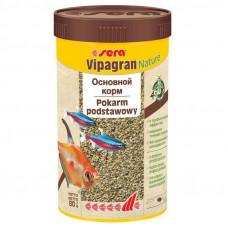 Sera (Сера) Vipachips Nature Основний корм у вигляді чіпсів для донних риб