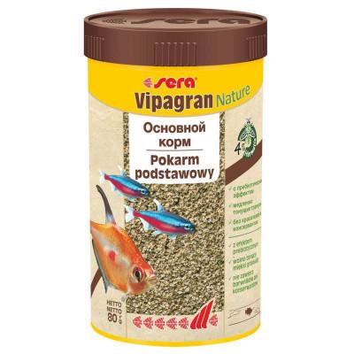 купити Sera (Сера) Vipachips Nature Основний корм у вигляді чіпсів для донних риб в Одеси