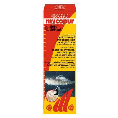 купити Sera Mycopur (Сера Микропур) Кондиціонер для води проти грибкових інфекцій риб в Одеси