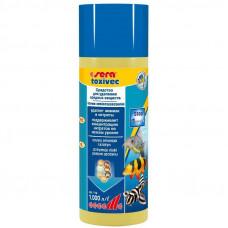 Sera Toxivec (Сера Токсівек) Засіб для швидкого очищення води в акваріумі