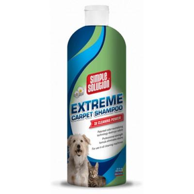 купити Simple Solution (Симпл Солюшн) EXTREME шампунь для видалення запахів і плям з килимів, 945 мл в Одеси
