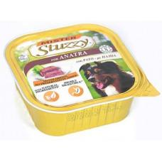 MISTER STUZZY Dog Duck (Anatra) МИСТЕР ШТУЗИ УТКА корм для собак, паштет, 300г