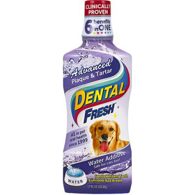 купити SynergyLabs Dental Fresh Advanced Рідина від зубного нальоту і запаху з пащі собак і кішок в Одеси