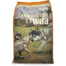 Taste of the Wild High Prairie Puppy для цуценят всіх порід з запеченим м'ясом бізона