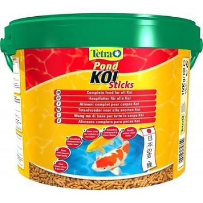 купити Tetra POND KOI STICKS Корм плаваючі гранули 10л / 1,2кг в Одеси