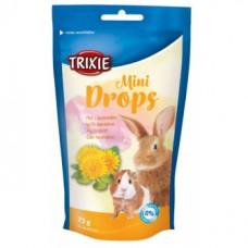 Trixie Mini Drops лакомства для грызунов (одуванчик)
