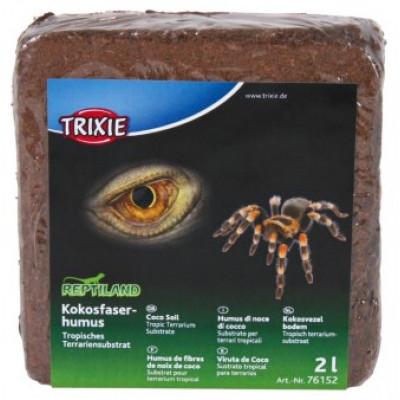 купити Trixie (Тріксі) Пресований кокосовий грунт для тераріуму дрібний в Одеси