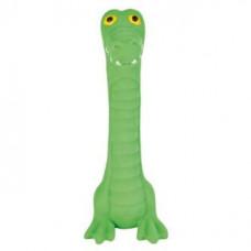 """Trixie (Тріксі) Іграшка для собак """"Довгов'язий"""" з пищалки, латекс, 18 см"""