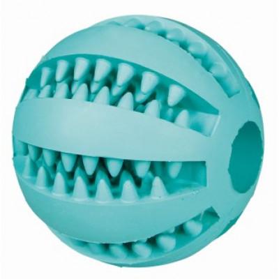 """купити Trixie (Тріксі) Іграшка для собаки """"М'яч для бейсболу"""" Denta Fun, 5 см, гума, зелений в Одеси"""