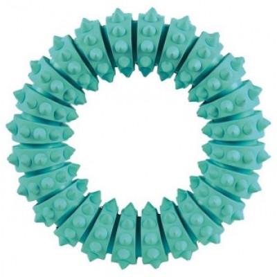 купити Trixie (Тріксі) Кільце Denta Fun з запахом м'яти, гума, 12 см в Одеси