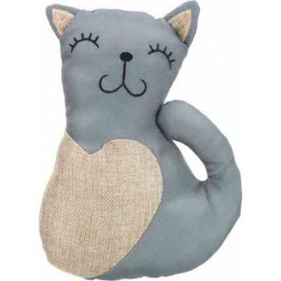 """Trixie (Тріксі) Іграшка для великих кішок """"Кішка"""" XXL, 22 см"""