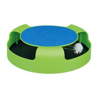 купити Trixie (Тріксі) Трек ігровий «Catch The Mouse» d = 25 см, h = 6 см іграшка для котів в Одеси
