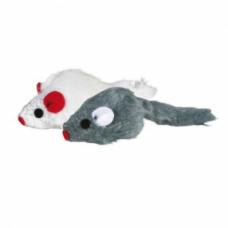 Trixie (Тріксі) Миші пухнасті (пошутчно) 6см іграшки для котів