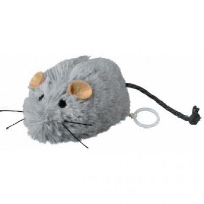 Trixie (Тріксі) Миша заводна 8,5 см іграшки для котів