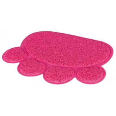 Trixie (Тріксі) Килимок під туалет анти ковзання 40х30см, рожевий