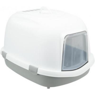 """Trixie (Тріксі) Туалет """"Primo XXL"""", 56х47х71см, сірий / білий"""