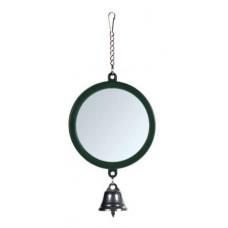 Trixie (Тріксі) Іграшка для папуг дзеркало з дзвіночком