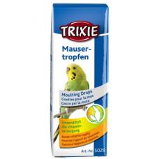 Trixie (Тріксі) Вітаміни краплі під час линьки 15мл для птахів