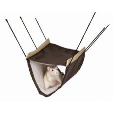 Trixie (Тріксі) Гамак двох'ярусний для тхорів і щурів, 22 x 15 x 30 см