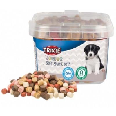 купити Trixie (Тріксі) Junior Soft Snack Dots Ласощі вітамінні для цуценят з кальцієм, 140 г в Одеси