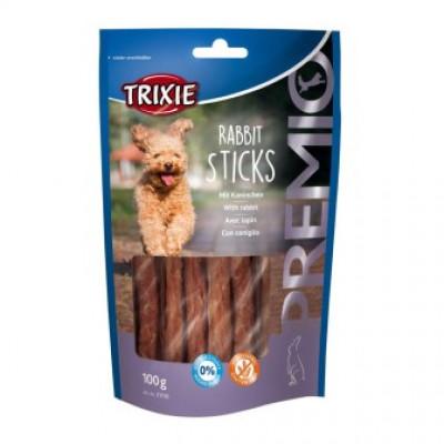 купити Trixie (Тріксі) PREMIO Rabbit Sticks Ласощі для собак кролик 100гр в Одеси