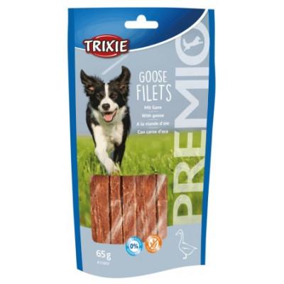 купити Trixie (Тріксі) PREMIO Goose Filets Ласощі для собак філе гусака 65 г в Одеси