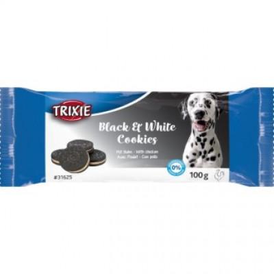 Trixie (Тріксі) Печиво для собак з куркою Black & White Cookies 100г