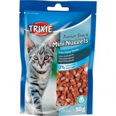 """Trixie (Тріксі) Ласощі """"Trainer Snack Mini Nuggets"""" для котів 50гр"""