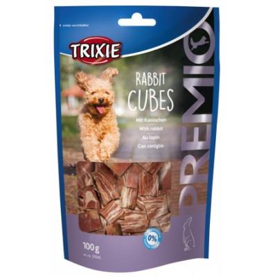 купити Trixie (Тріксі) PREMIO Rabbit Cubes Ласощі для собак кролик 100гр в Одеси