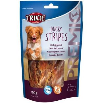 купити Trixie (Трикси) Premio Ducky Stripes Ласощі для собак з качкою, 100 г в Одеси