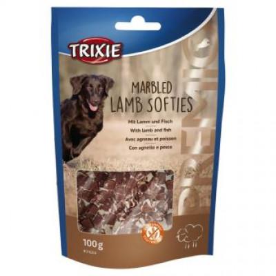 купити Trixie (Тріксі) Premio Marbled Lamb Softies Ласощі для собак мармурова баранина 100g в Одеси