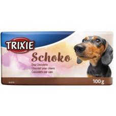 Trixie Schoko Темний шоколад для собак, 100 гр