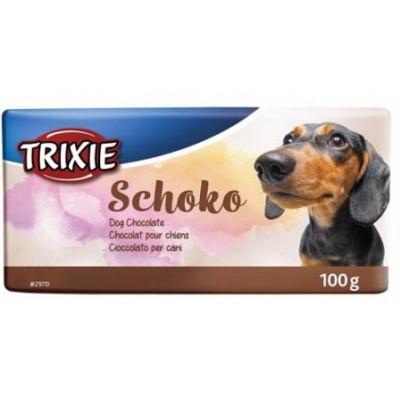 купити Trixie Schoko Темний шоколад для собак, 100 гр в Одеси