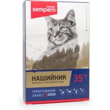 Sempero нашийник протипаразитарний для дрібних порід і котів 35 см