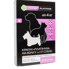 VITOMAX PLATINUM капли на холку от паразитов для собак