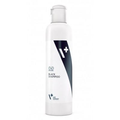 купити VetExpert (ВетЕксперт) BLACK Shampoo  Шампунь для собак і котів з темним кольором шерсті в Одеси