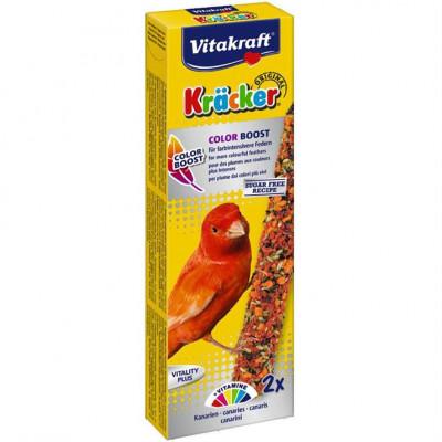 Vitakraft (Вітакрафт) Крекер для канарок 2 шт для поліпшення забарвлення з паприкою