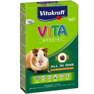 Vitakraft (Витакрафт) Vita Special для морських свинок 600 гр