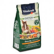 Vitakraft (Вітакрафт) Корм Emotion Beauty для кроликів 600гр