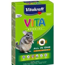 Vitakraft (Вітакрафт) Vita корм для шиншил 600 гр