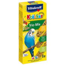 Vitakraft (Вітакрафт) Крекер банан, ківі і паприка для папуг 3 шт